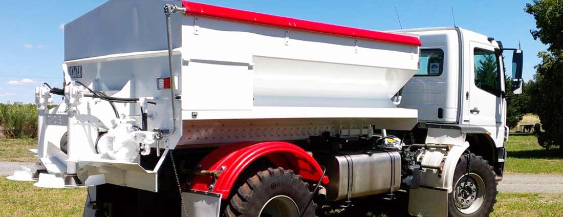 Upgrade to a stainless steel bin and more powerful hydraulic system